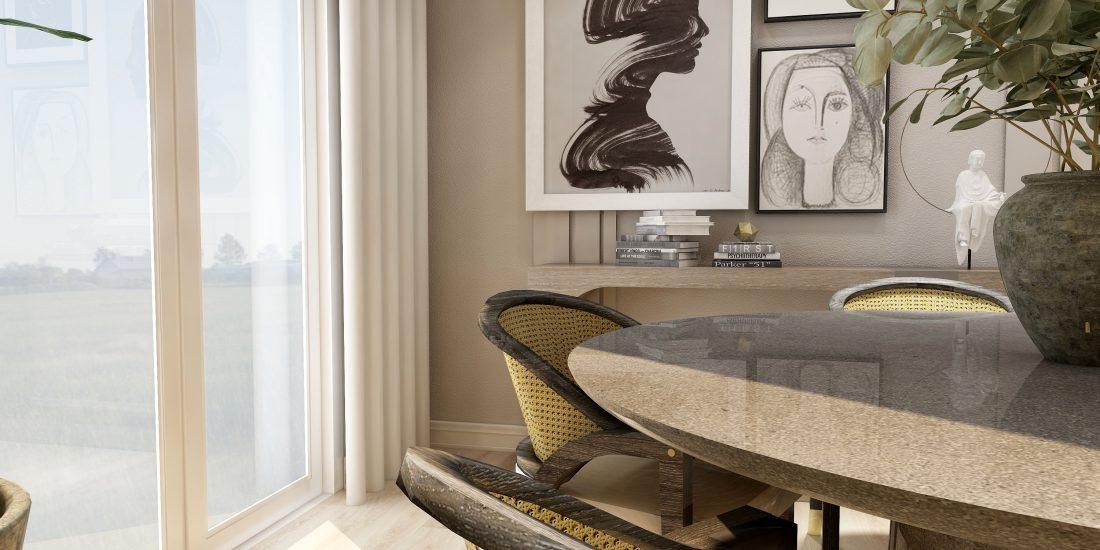 Virtual Design Living Room 3