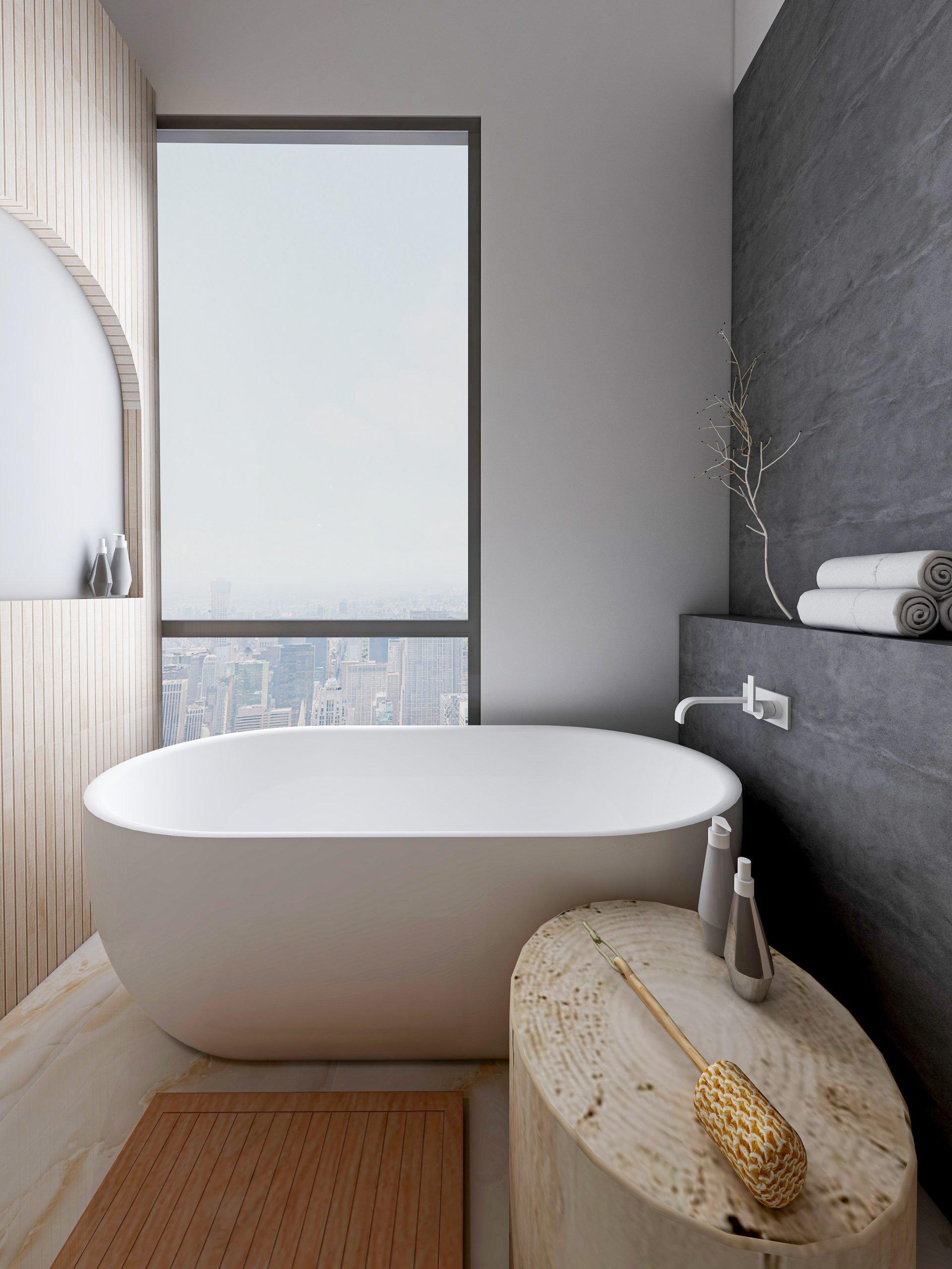 Minimalist Bathroom 2
