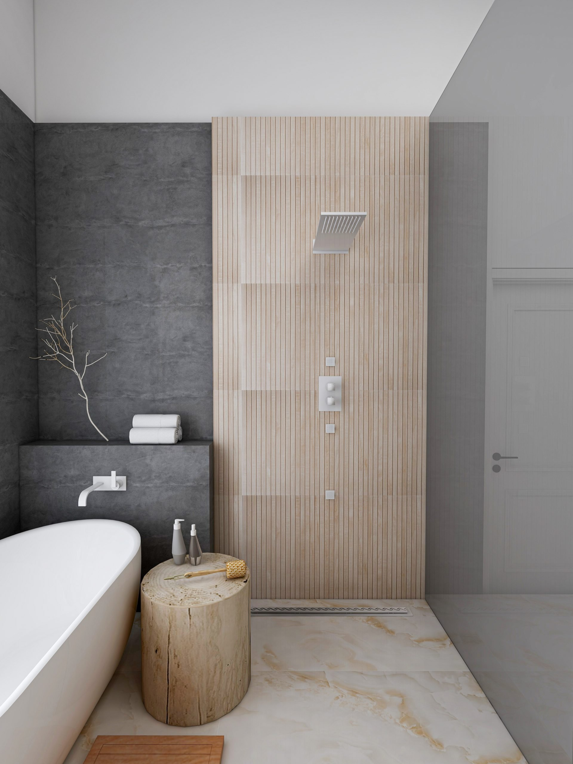 Minimalist Bathroom 5
