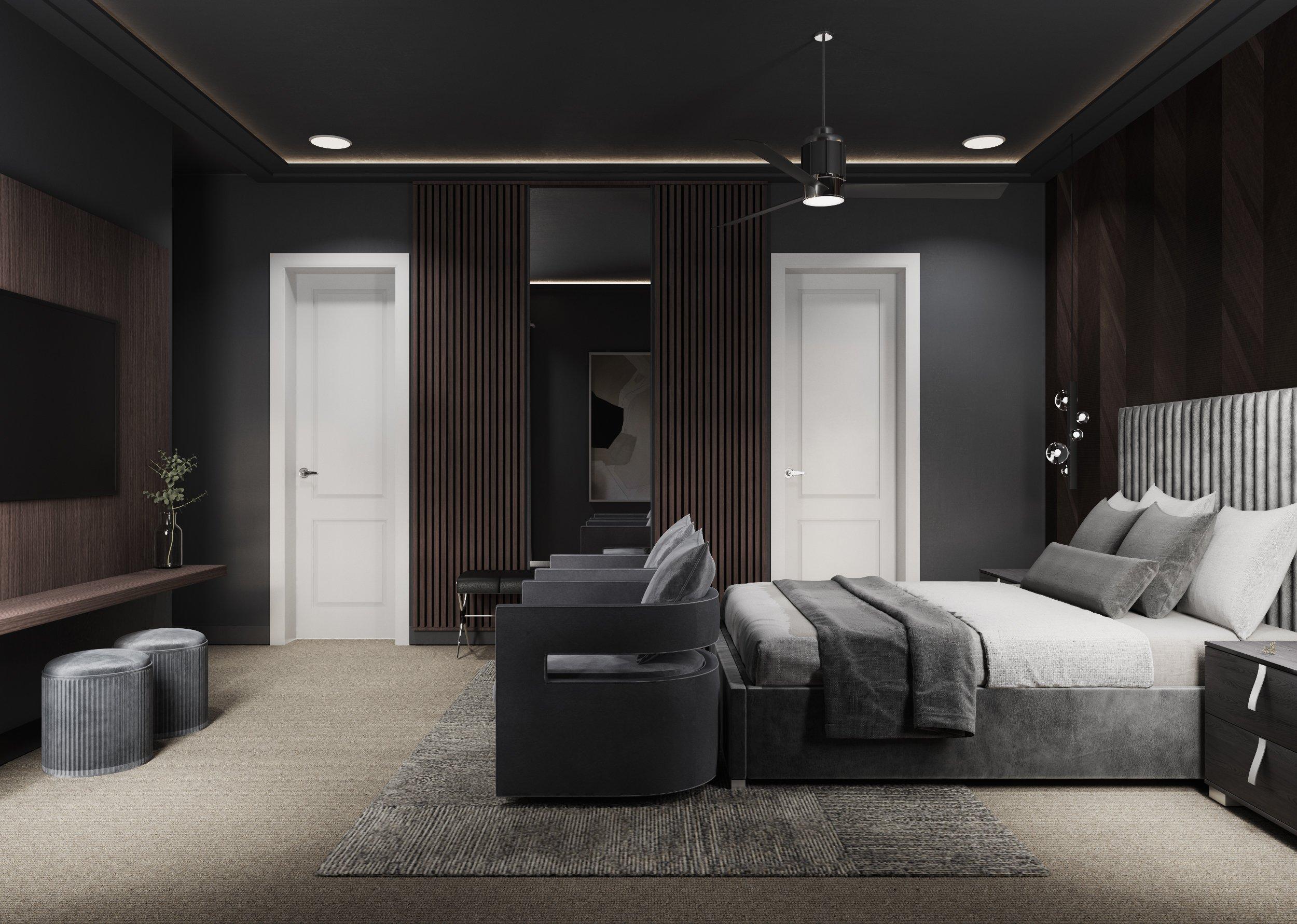 Noah's Master Bedroom 1