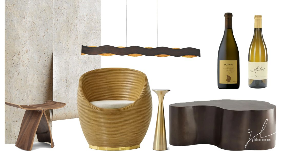 Design Concept Outdoor Wine Tasting Lounge White