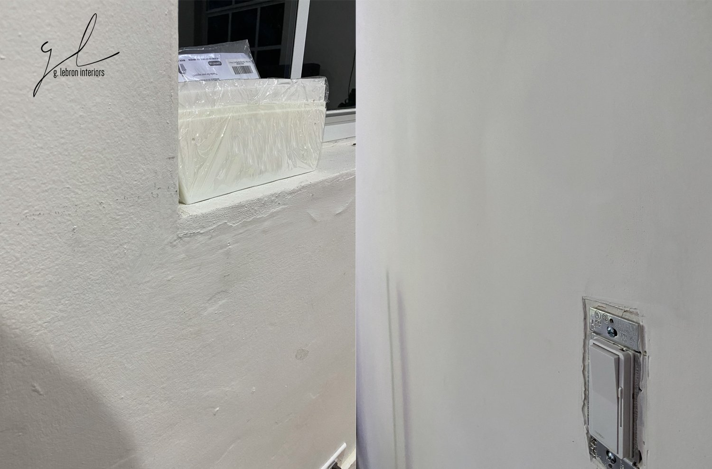 Wall Prep Before Wallpaper